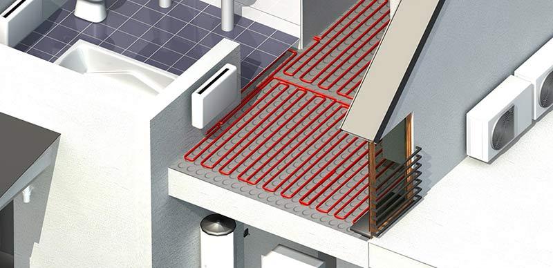 Climatizaci n suelo radiante por agua climatizaci n m s for Suelo radiante por agua